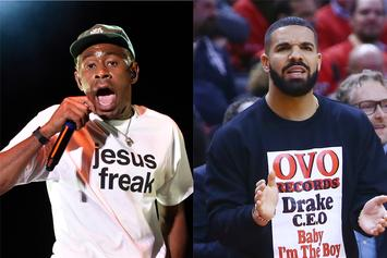 """Tyler, The Creator Flirts Publicly With Drake: """"Send Nudes"""""""