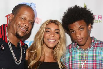 Wendy Williams Son Kevin Hunter Jr. Rides With His Mom After Fighting Dad: Report