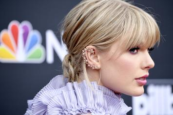 Taylor Swift Cuts Off Reporter For Asking About Kids