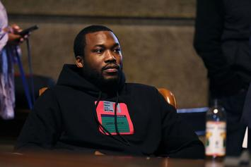 "Meek Mill Calls For ""Cultural Ban"" Of Cosmopolitan Hotel Following Racial Profiling"