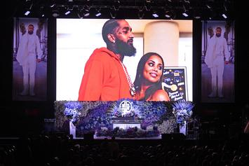 "Lauren London Continues To Mourn Nipsey Hussle: ""Never Could I Ever Forget"""