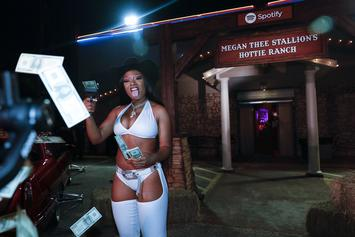 Megan Thee Stallion Signed To Famed Baseball Player Carl Crawford's Label
