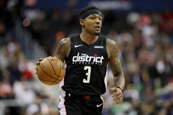 Bradley Beal Goes Off And Hits 260 Three-Pointers In 18 Minutes: Watch