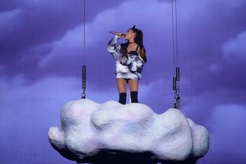 "Ariana Grande Postpones Florida Shows Because She's ""Incredibly Sick"""