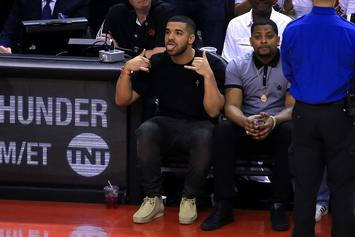 Raptors Courtside Seats For The NBA Finals Are Going For $60,000