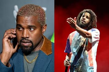 "Kanye West Had A Message For J. Cole On OG ""What Would Meek Do?"""