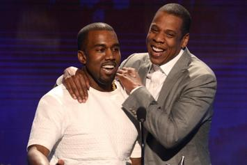 "Kanye West & Jay-Z's Fabled ""Living So Italian"" Hits The Internet"