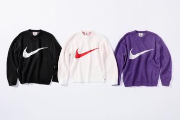 Supreme x Nike Collection Releasing Again Today Via Nike