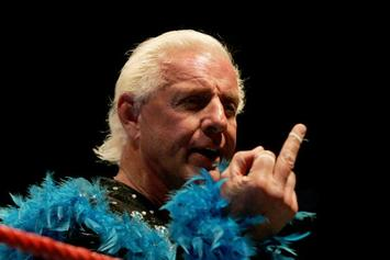 Ric Flair Fires Back At Shawn Michaels: Video