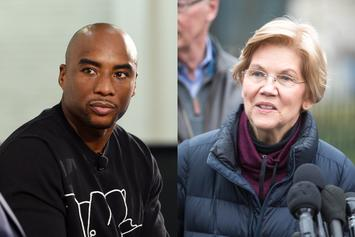 Charlamagne Tha God Tells Elizabeth Warren She Sounds Like Rachel Dolezal
