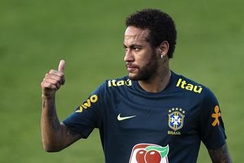 Soccer Star Neymar Jr Blasts Rape Claims & Calls It Extortion