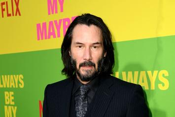 Keanu Reeves Is Not As Lonely As We Thought