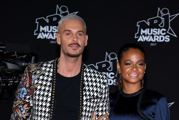 Did Christina Milian & French Musician Boyfriend Matthieu Tota Get Engaged?