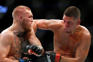"Nate Diaz Shoots Down Conor McGregor Trilogy: ""I'm Interested In Winners"""
