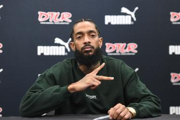 "Nipsey Hussle's Brother & The Crips Battle Over ""The Marathon Continues"": Report"