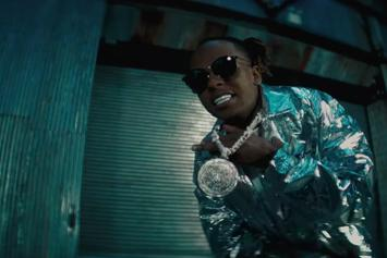 "Rich The Kid Boasts His Wealth In ""Racks Today"" Visual"