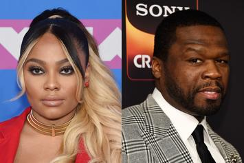 "Teairra Mari Tells The Court She's ""Broke Broke"" In Legal Battle With 50 Cent: Report"
