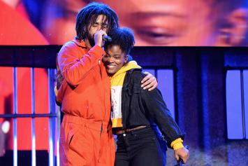 "Ari Lennox Brings Out J. Cole During NYC Show On Her ""Shea Butter Baby Tour"""