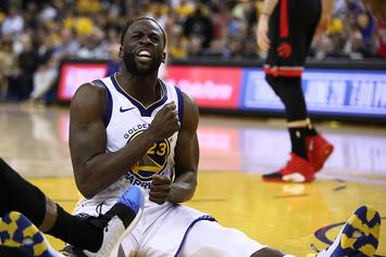 "Draymond Green Confident Even In Defeat, Predicts ""Fun Times Ahead"""