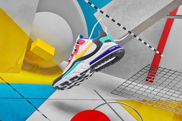 Nike Introduces The Air Max 270 React: Official Images, Release Details
