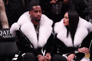 Erica Mena Gets Reality Check After Saying She & Safaree Look Younger Than They Are