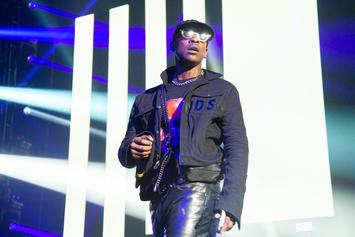 """Skepta Performs """"No Sleep"""" In Thermal Vision For """"COLORS"""""""