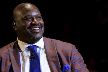 Shaq Weighs In On Kyle Lowry Incident: 'Should've Blown Kiss To Owner's Wife'