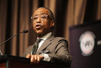 "Al Sharpton Condemns NBA ""Owner"" Title, Calls It Disrespectful"