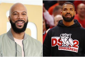 """Common Says Beef With Drake Was Squashed & Dealt With Like A """"Grown Man Should"""""""