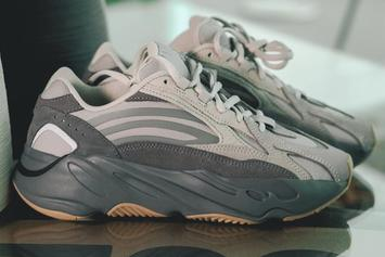 "Adidas Yeezy Boost 700 V2 ""Tephra"" Drops Next Week: Detailed Images"