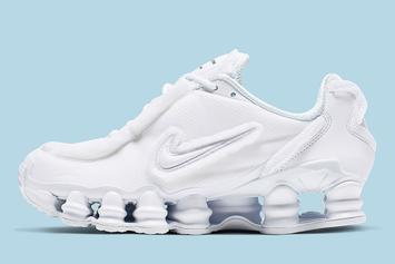 Comme des Garcons x Nike Shox TL Releasing Next Week: Official Images