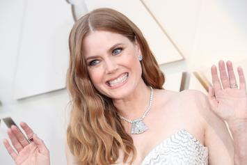 "Twitter Comes To Amy Adams' Defence After She's Put On ""Bad At Acting"" List"