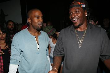 "Kanye West & Pusha T Facing Lawsuit For ""Come Back Baby"" Sample"