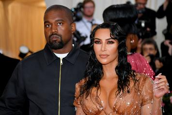 "Kim Kardashian Pens Sweet Note To Her ""Amazing Husband"" For 42nd Birthday"