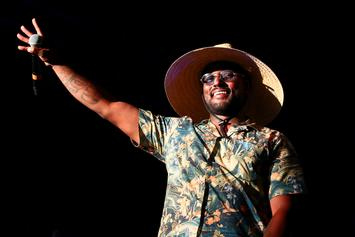 """ScHoolboy Q Unsure He Wants To Tour Again, Happiest He's Been In His """"Whole Life"""""""