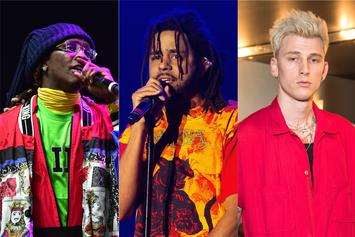 "Young Thug, J. Cole, MGK & More Among Spotify's ""Song Of The Summer"" Predictions"