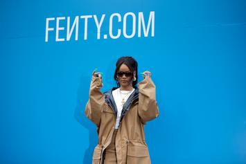 Rihanna To Launch Fenty Pop-Up In NYC Next Week