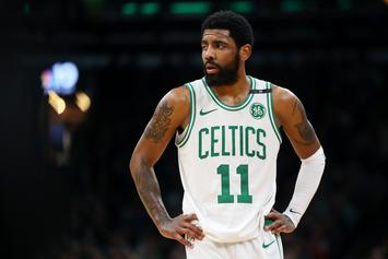 Kyrie Irving Is Reportedly On The Cusp Of Signing With The Nets