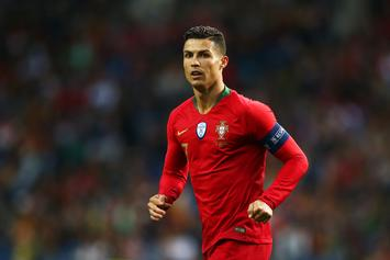 Cristiano Ronaldo Reportedly Served Lawsuit In Las Vegas Rape Case