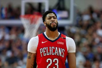 Anthony Davis Reportedly Traded To Lakers