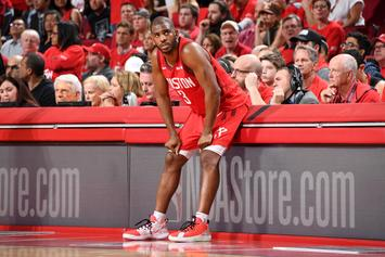 Chris Paul Reportedly Wants Out Of Houston