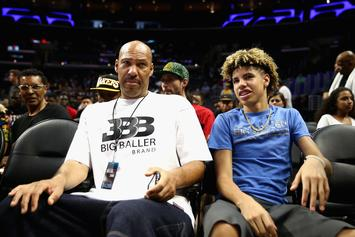 LaVar Ball Proudly Predicts LaMelo Will be First Overall Pick In 2020
