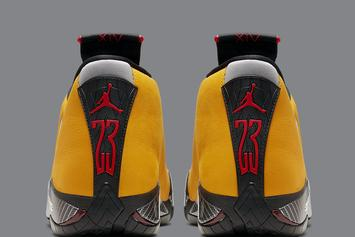 "Air Jordan 14 Retro ""Yellow Ferrari"" Release Date Revealed"