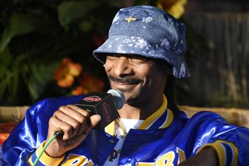 "Snoop Dogg ""Likes The Energy"" He Gets From New Generation Of Young Fans"