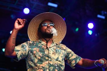"ScHoolboy Q Performs ""Water"" With Desus & Mero On A Carousel: Watch"