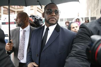 R. Kelly Headed To Trial With Mississippi Sheriff Over Affair With His Wife: Report