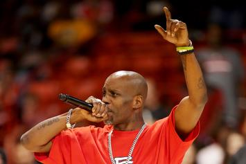 """DMX Officially Arrives On Set For """"Chronicle Of A Serial Killer"""""""