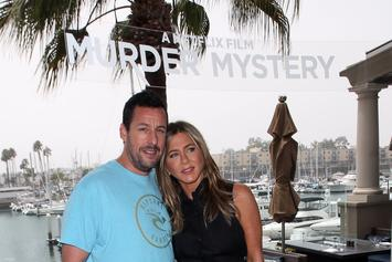"Adam Sandler & Jennifer Aniston's ""Murder Mystery"" Film Breaks Netflix Record"