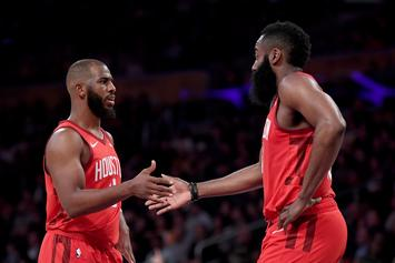 "Chris Paul Denies That James Harden Relationship Is ""Unsalvageable"""