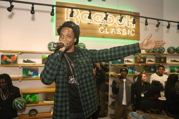Curren$y Reveals His Insane Sneaker Collection In New IG Post